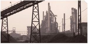 The Granite City Steel works