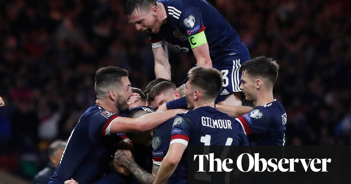 Scott McTominay's late strike caps Scotland's thrilling win over Israel
