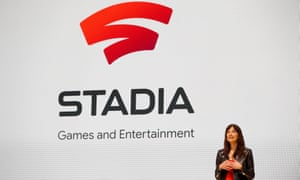 'Am I going to have to reinvest in games I already own?' Jade Raymond of Google's Stadia games and entertainment at the keynote address.