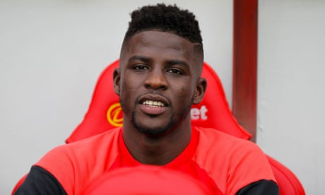 Sunderland sack Papy Djilobodji for alleged breaches of contract