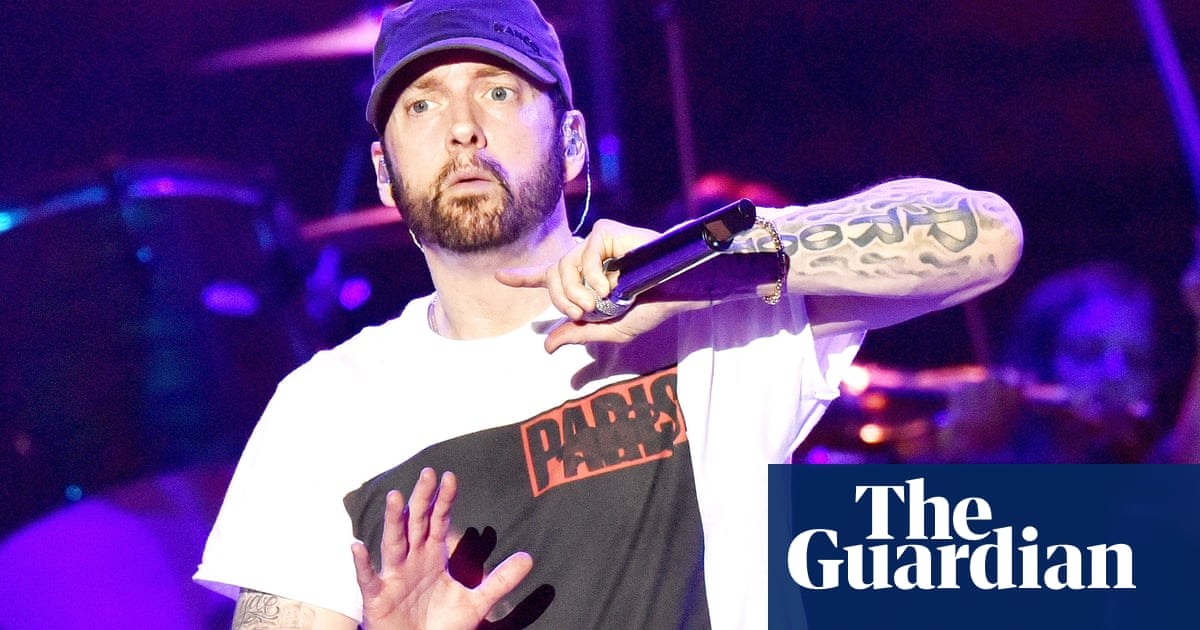 Eminem compares himself to Manchester Arena bomber on new track