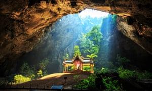 Khao Sam Roi Yot national park, Thailand.