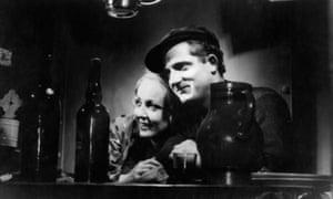Dito Parlo and Jean Dasté in Jean Vigo's L'Atalante.