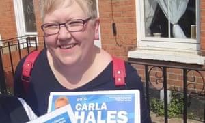 Carla Hales
