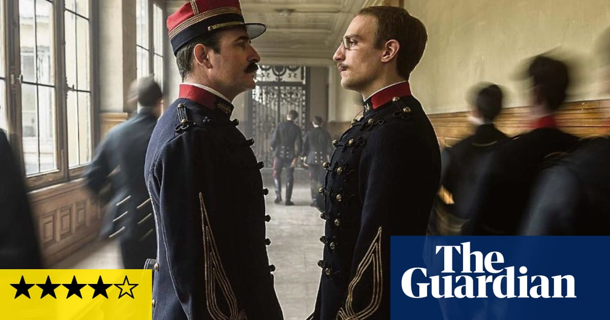 An Officer and a Spy review – Polanskis iron-heeled inquest into 1890s antisemitism