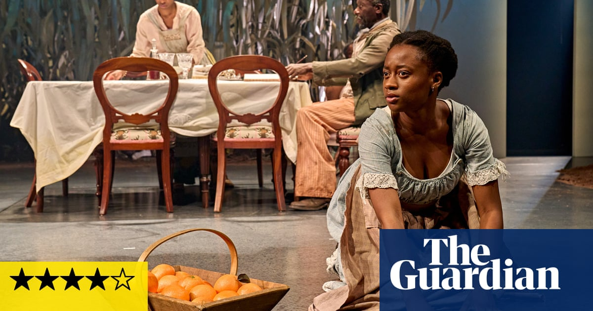 The Long Song review – a vivid, harrowing staging of Andrea Levy's novel