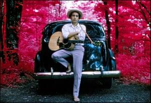 Elliott Landy. Bob Dylan. Woodstock, NY. 1968