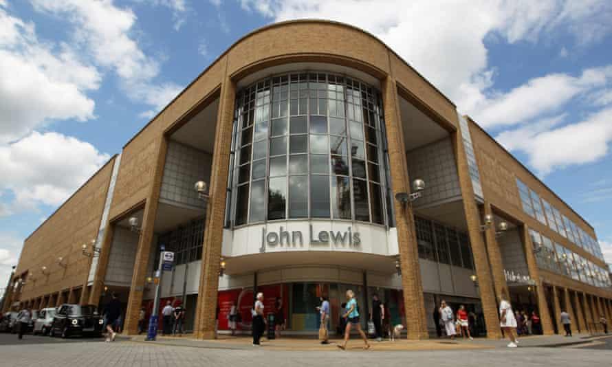 John Lewis in Kingston upon Thames.