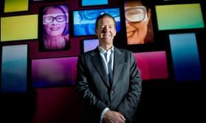 Tim Richards, CEO of Vue