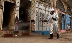 Precautionary Measures Against COVID-19 In Yemen 2020