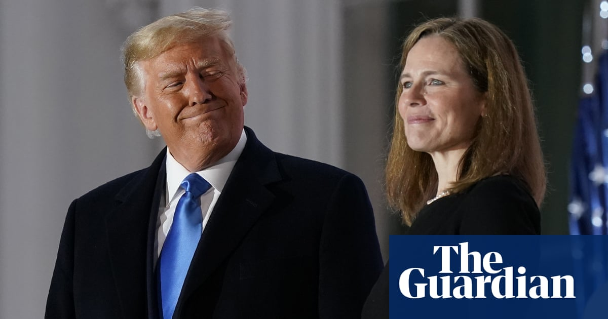 Trump's revenge: tilting of supreme court to the right poised to bear fruit