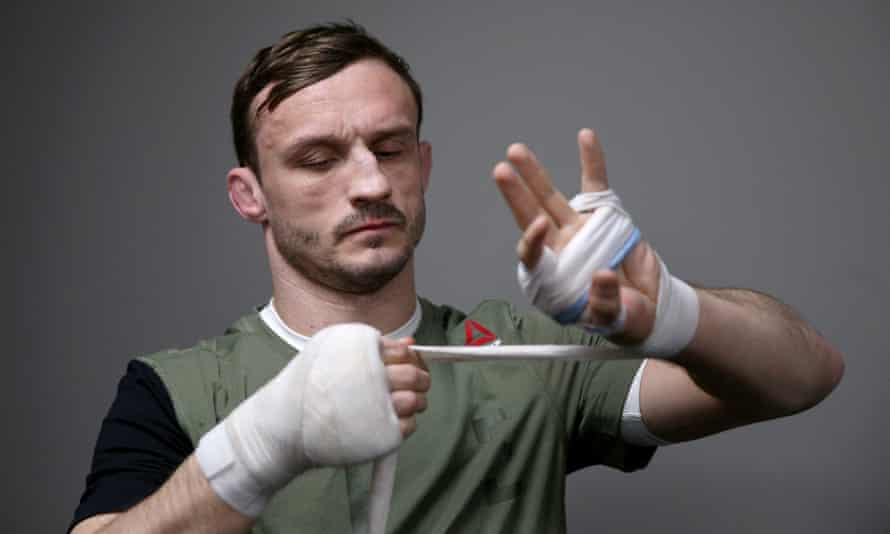 'I wanted to hang up my gloves in my home town,' said Brad Pickett, who faces Marlon Vera at UFC Fight Night.