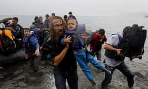 Unicef says women and children are more vulnerable to the dangers of travelling to Europe.