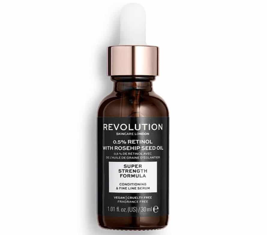 Revolution Skincare 0.5% Retinol with Rosehip Seed Oil