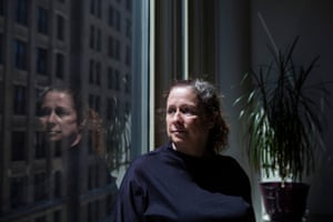 Abigail Disney in her New York office: 'If CEOs don't lead this by making a conscious ethos shift, then I don't know where we're gonna go.'