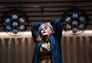 Maxine Peake in The Nico Project