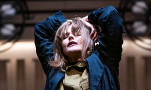 Haunted by demons … Maxine Peake in The Nico Project.
