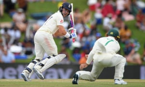 Rory Burns scored nine runs in England's first innings but finished day three unbeaten on 77.