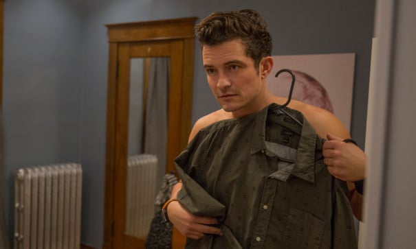 Easy review – finally, you can watch Orlando Bloom crawl