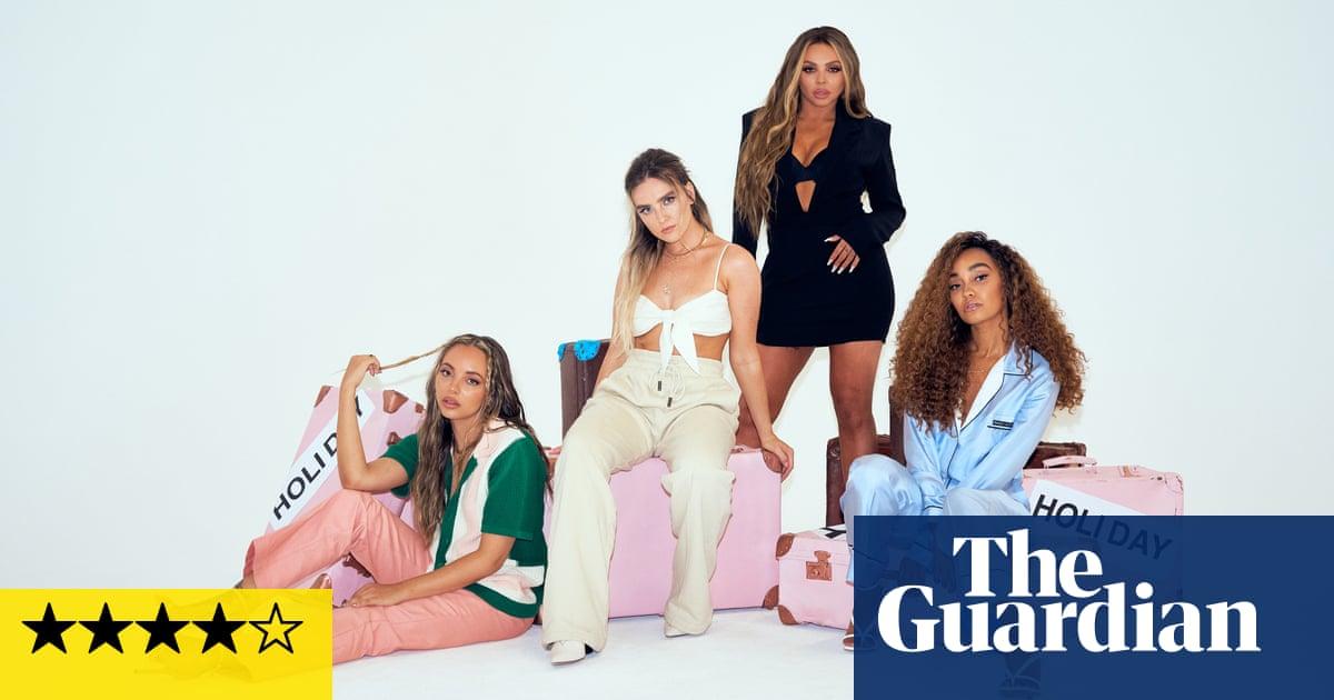 Little Mix: Confetti review – weirdness meets blue-chip rigour