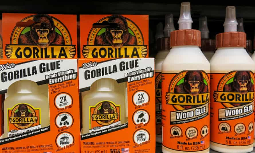 Gorilla Glue said it was very sorry to hear about the incident and that it was glad Tessica Brown was seeking treatment.