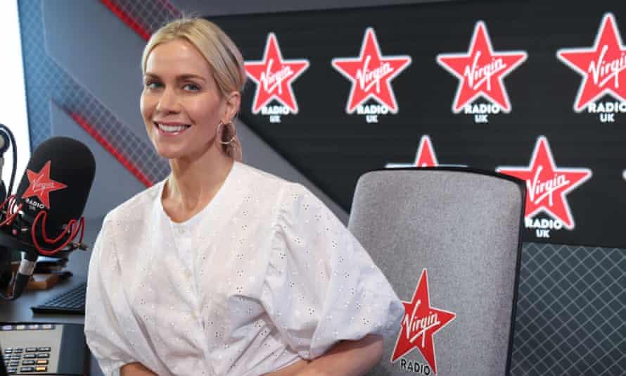 Kate Lawler, a DJ on Virgin Radio
