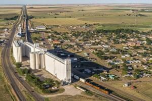 Cargill feed depot