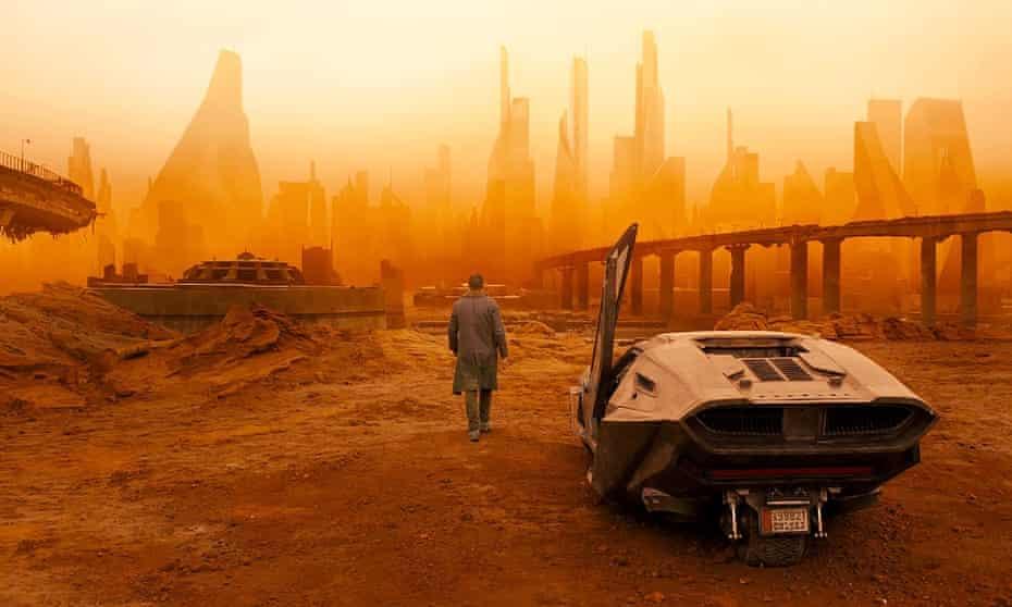 An incredible lucid dream ... Blade Runner 2049.