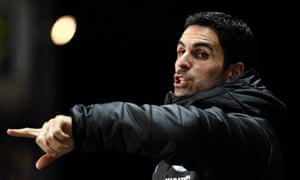 Mikel Arteta has a agreed a contract with Arsenal, believed to run until 2023.