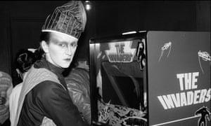 Steve Strange in 1980.