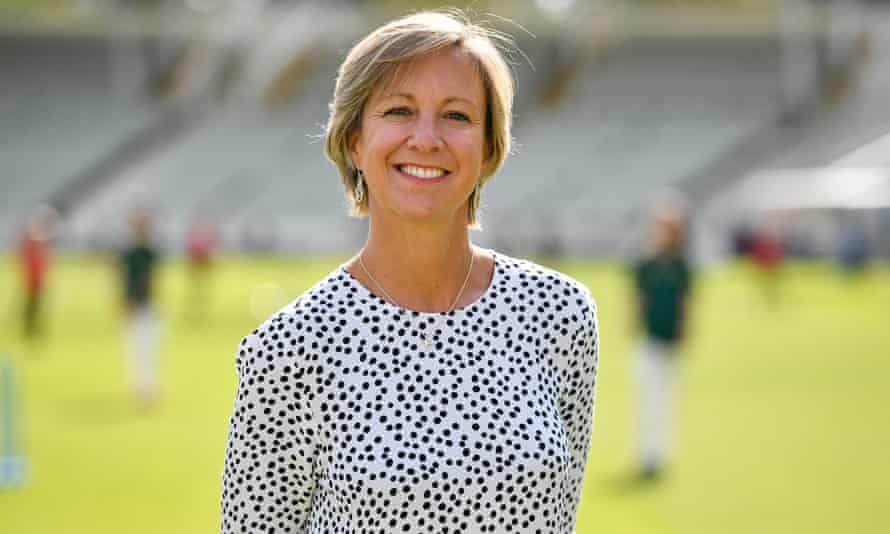 Clare Connor represents one of the few women in positions of power in cricket – she will become the MCC's first female president in October.