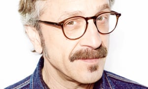 Marc Maron: 'I'm familiar with coke, anger, bullying