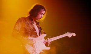 Stormbringer – Ritchie Blackmore of Deep Purple.