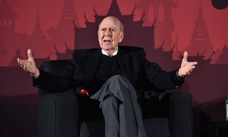 Carl Reiner who has died aged 98