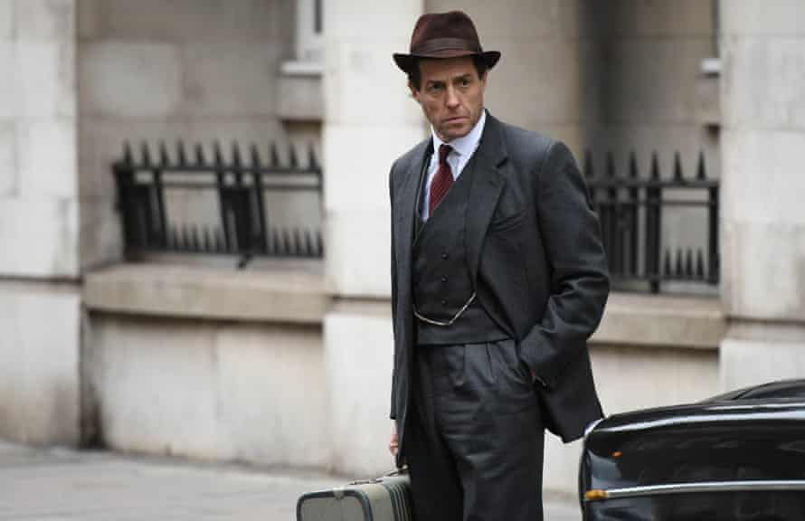 Rollicking ... A Very English Scandal.