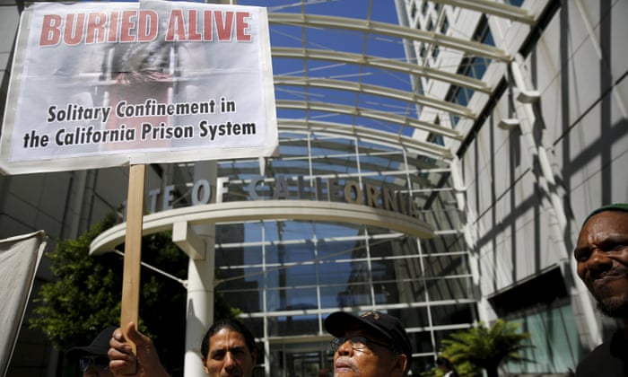 From solitary confinement to the streets: California prison reform