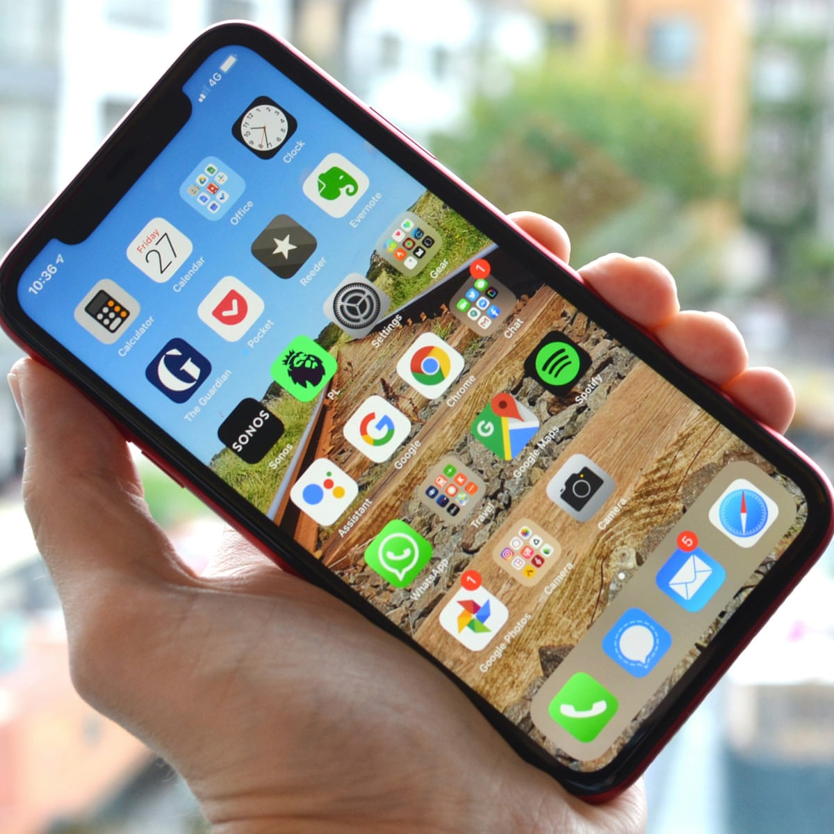 Iphone 11 Review An Iphone Xr With A Better Camera Iphone The Guardian