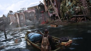 The Sinking City video game