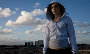 Katie Jarvis in Fish Tank, filmed on the now-demolished Mardyke estate, which preceded Orchard Village.