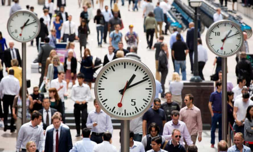 Working fewer hours could solve the productivity conundrum.