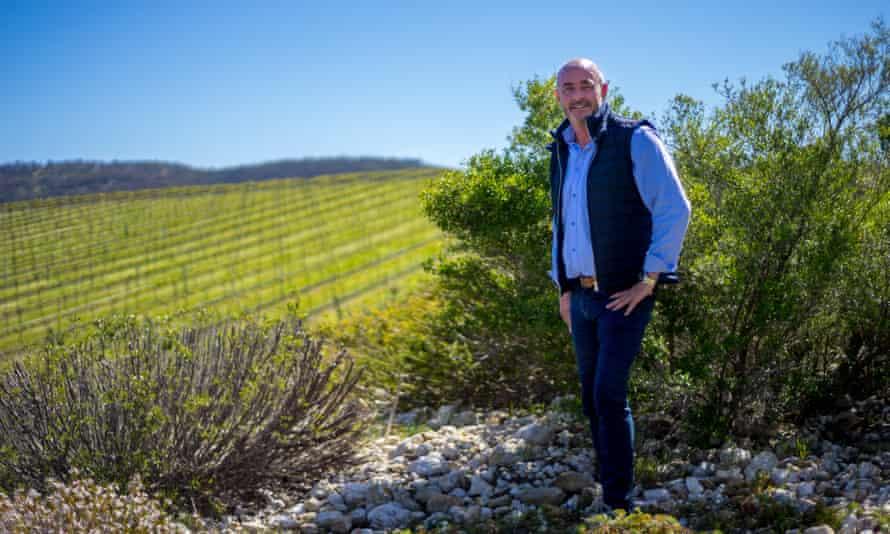Adam Torpy, Goelet Wine Estates Australasia