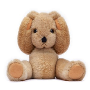 teddy bear covering its ears