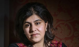 Lady Warsi, who expressed her concerns about Mark Clarke in a letter she wrote to Grant Shapps on 20 January.