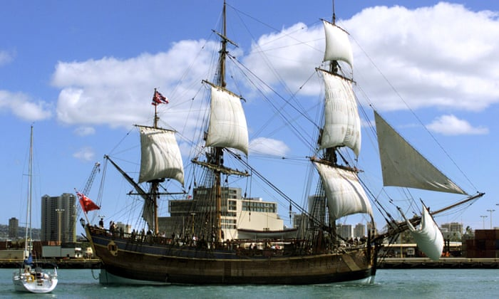 Wreckage of Captain James Cook's ship Endeavour found