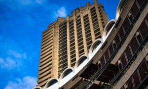 The Barbican complex: 'loved by many for its historic and architectural interest'