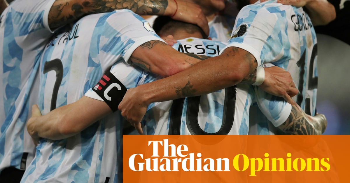 Lionel Messi remains Argentina's best hope of glory even in his twilight
