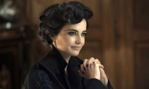 Eva Green portrays Miss Peregrine in a scene from Miss Peregrine's Home for Peculiar Children.