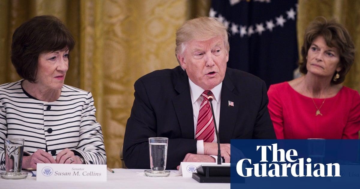Trump impeachment trial: the key senators who could cross party lines