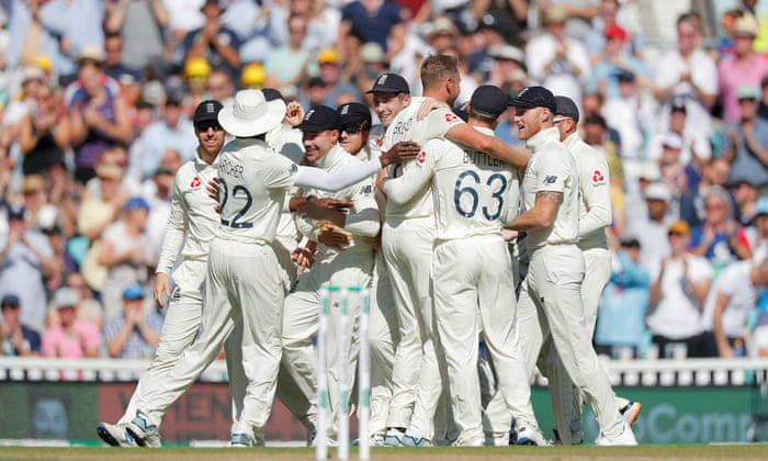 Ashes series ends in draw after England beat Australia by 135 runs in fifth Test