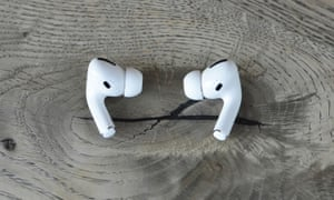 Apple AirPods Pro review – earbuds out